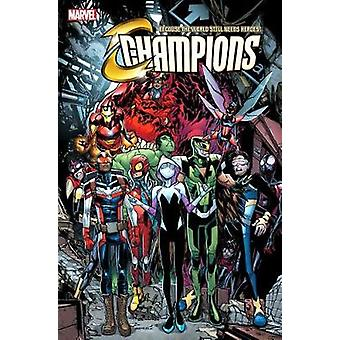 Champions Vol. 3 by Champions Vol. 3 - 9781302906207 Book