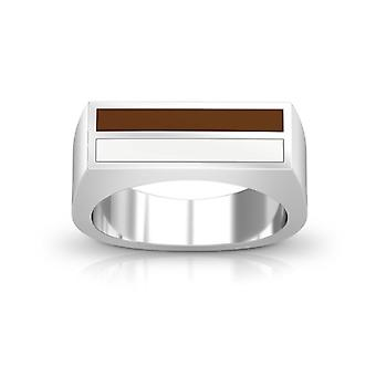 Lehigh University Ring In Sterling Silver Design by BIXLER