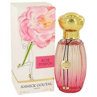 Annick Goutal Rose Pompon By Annick Goutal Eau De Toilette Spray 3.4 Oz (women) V728-537144