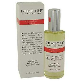 Demeter Cosmopolitan cocktail by Demeter Cologne spray 4 oz (naiset) V728-426380