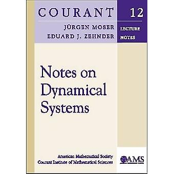 Anteckningar om dynamiska system av Jurgen Moser-Eduard Zehnder-9780821