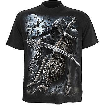 Spiral - symphony of death - short sleeve t-shirt, black