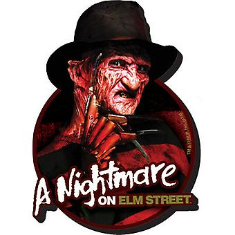 Magnet - Nightmare on Elm Street - Freddy New Gifts Toys Licensed 95228