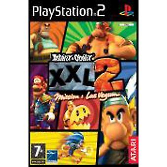 Asterix en Obelix XXL 2 Mission Las Vegum (PS2) - Nieuwe fabriek verzegeld