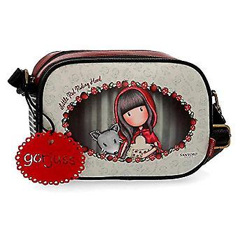 Gorjuss Little Red Riding Hood Bag Messenger 233 Centimeters 3.13 Multicolor (Multicolor)