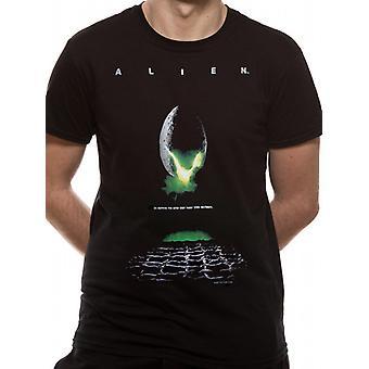 Aliens - Poster (Camiseta Unisex)