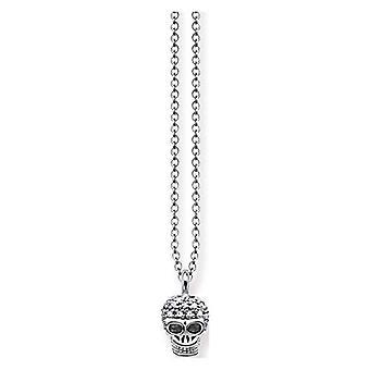 Collar de diamantes blancos Thomas Sabo de plata mujer Sterling 925
