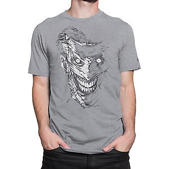 Der Joker verrückt wieder Männer's T-Shirt