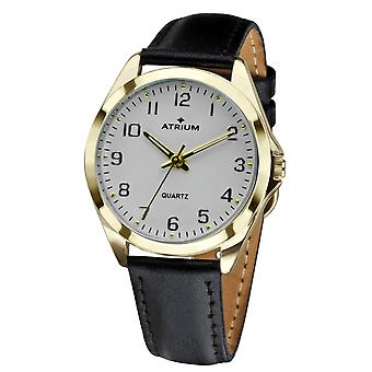 ATRIUM Women's Watch Wristwatch A11-20 Leather