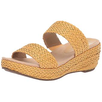 Anne Klein Womens Akzala Open Toe Casual Slide Sandalen