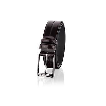 35mm Men's Formal Leather Belt