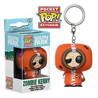 South Park Zombie Kenny Pocket Pop! Keychain