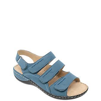 Cushion Walk Ladies Cushion Walk Touch Fasten Sandal