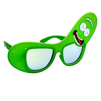 Juhla puvut-Sun-Staches-Rick ja Morty-Pickle Rick SG3461