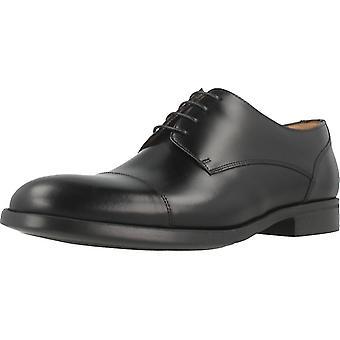 Angel Infantes Zapatos De Vestir 03131 Color Negro