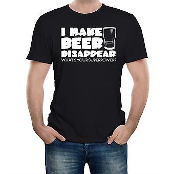 Reality svikt jeg gjøre øl forsvinne menns t-skjorte