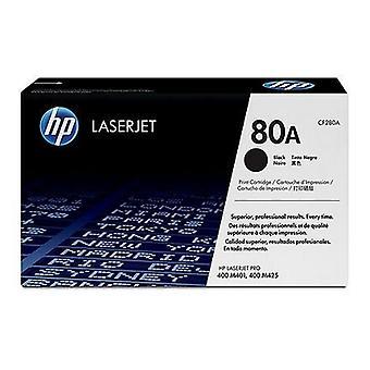 Alkuperäinen väri aine Hewlett Packard CF280A Black