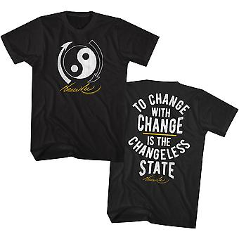 American Classics Bruce Lee Change T-Shirt - Schwarz