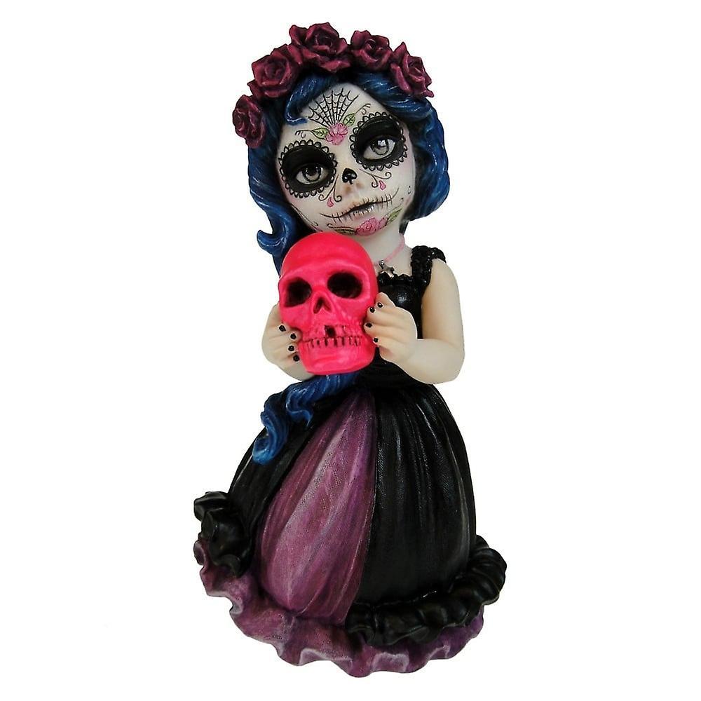 Nemesis Now Catrinas Call 15.5cm Gothic Figurine