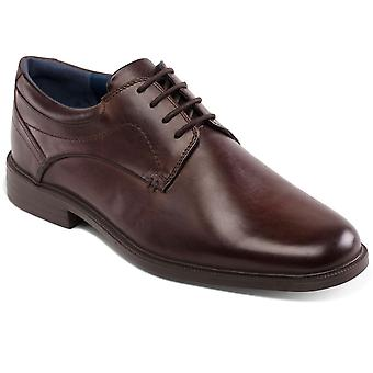 Padders Bank Mens Formal Lace Up Shoes