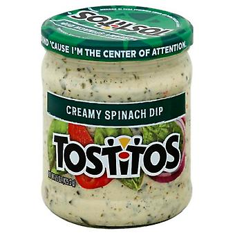 Tostitos Cremet Spinat Dip