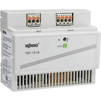 WAGO 787-1216 Rail mounted PSU (DIN) 24 V 4.2 un 100.8 W 1 x
