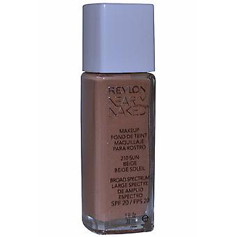 Revlon maquillage presque nue large spectre SPF20 30ml soleil Beige (#210)