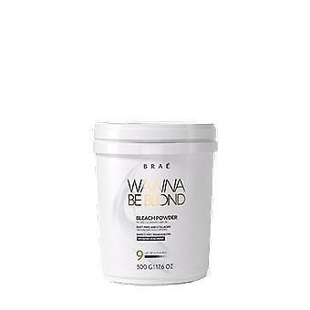 willen Blonde Bleach Powder 500g - Brae