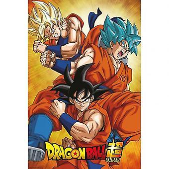 Dragon Ball Super Poster Goku 178