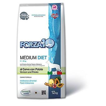 Forza10 Medium Diet Deer and Potatoes (Dogs , Dog Food , Dry Food)
