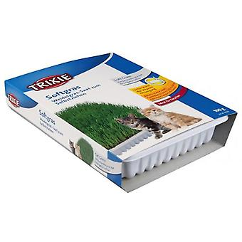 Trixie Tray Bio Grass (Cats , Cat Nip, Malt & More)