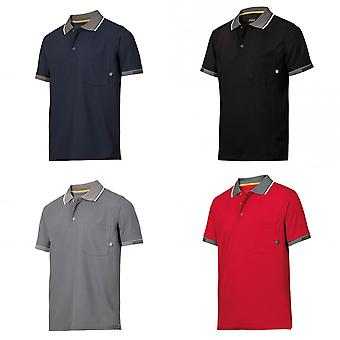 Snickers Mens AllroundWork 37.5 Tech Short Sleeve Polo Shirt