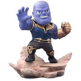 Avengers Infinity War mini vajcia útok postava Thanos 9 cm zberateľské postavy