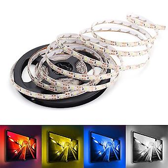 Dc5v 5m usb 2835 smd pure white warm white red blue waterproof led strip tv backlight