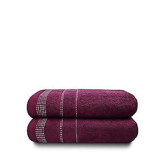 Berkley 2 delige handdoek Bale Mulberry
