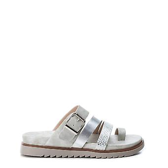 Xti Original Women Spring/Summer Flip Flops - Grey Color 40462