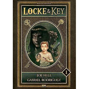 Locke & Schlüssel - Band 1 (Master-Edition) von Gabriel Rodriguez - Joe Hil