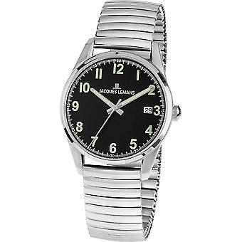 Jacques Lemans - Wristwatch - Uomini - Liverpool - Sport - 1-2070E