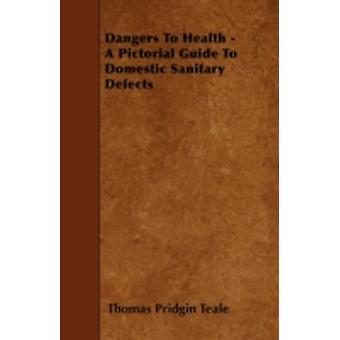 Dangers To Health  A Pictorial Guide To Domestic Sanitary Defects by Teale & Thomas Pridgin