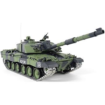 1:16 British Challenger 2 RC Tank - Pro Version - Camo Body