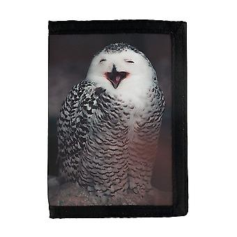Laughing Owl Wallet