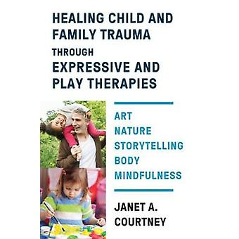 Healing Child and Family Trauma through Expressive and Play Therapies