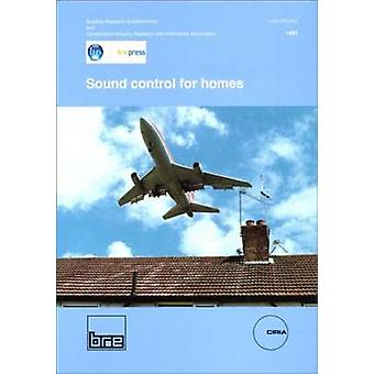 Sound Control for Homes - (BR 238) - 9780851255590 Book