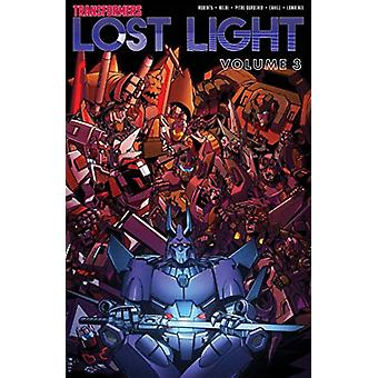 Transformers - Lost Light - Vol. 3 by James Roberts - 9781684053315 Bo