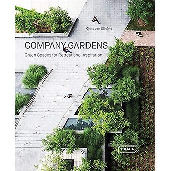 Company Gardens - Green Spaces for Retreat & Inspiration by Chris