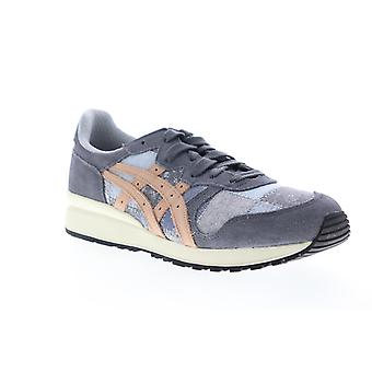 Onitsuka Tiger Ally Mens Blue Camurto Lifestyle Sneakers Shoes
