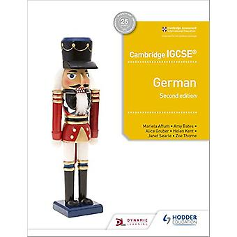 Cambridge IGCSE (TM) Saksan Student Book Second Edition Mariela Af