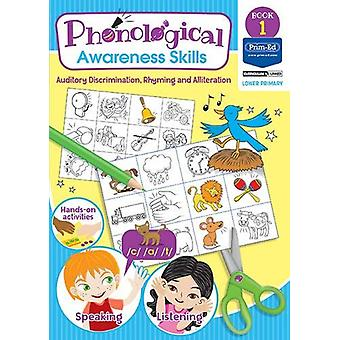 Phonological Awareness Skills Book 1 - Auditory Discrimination - Rhymi