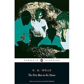 De första männen på månen av H. G. Wells - Steve McLean - Kina Mievi