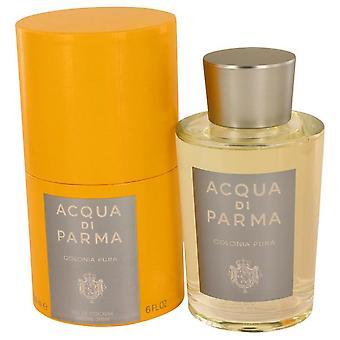Acqua Di Parma Colonia Pura Eau De Cologne Spray (Unisex) przez Acqua Di Parma 6 uncji Eau De Cologne Spray